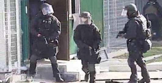 В Киеве - бомба: как отрывались Беркуты
