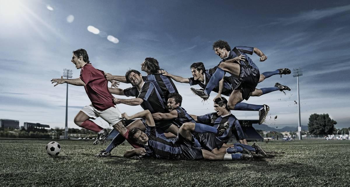 Проблемы с давлением: задави их футболом