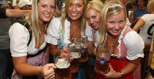 Лучшее пиво: чемпионы Октоберфеста