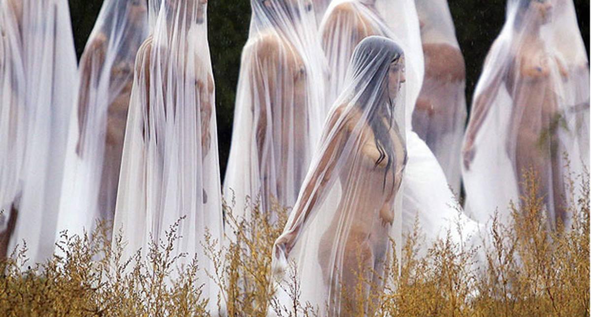 Секс-скандал: голые привидения в Мексике