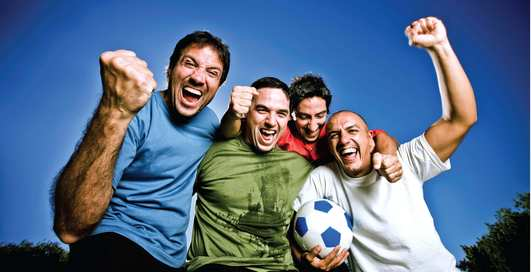 6 друзей, что должны быть у каждого парня