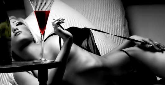 Какие болезни боятся красного вина