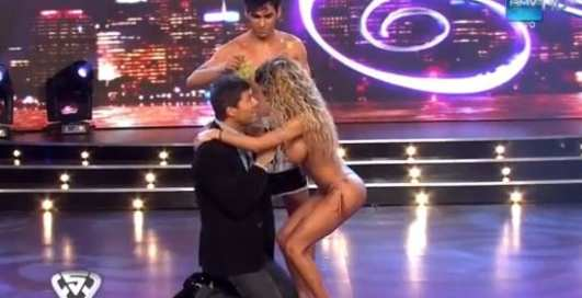 Голые Танцы со звездами: как глумились на ТВ