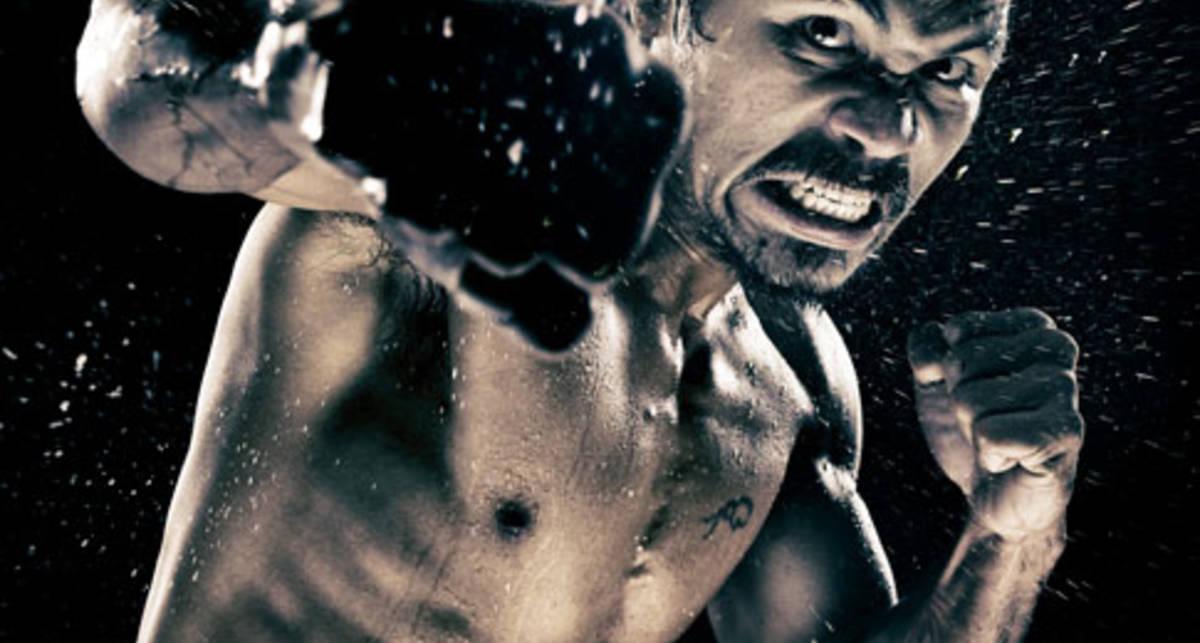 Что творит бой: уникальные кадры бокса