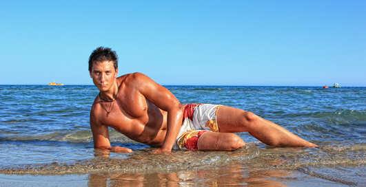 Совет дня от Чемпиона: не будь атлетом с пляжа