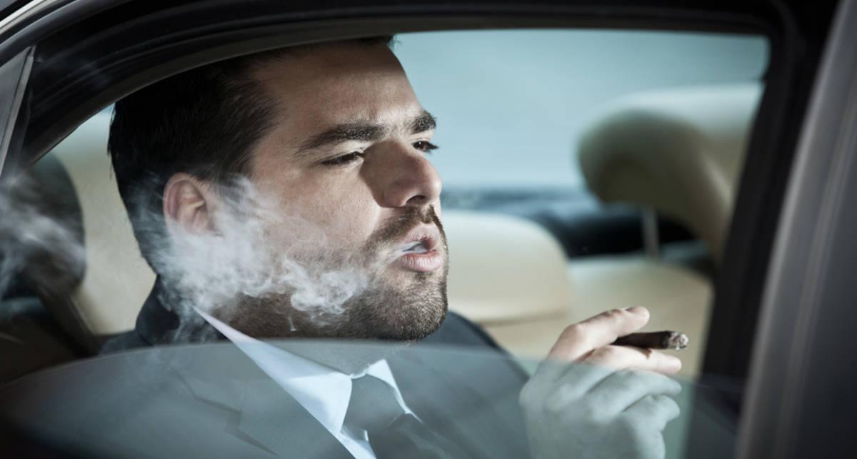 Курение подправит твой интеллект