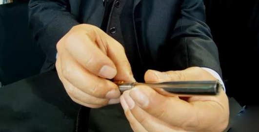 Смертельные гаджеты Бонда: ручка-убийца