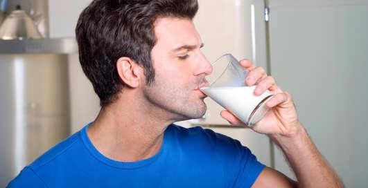 Стакан молока сделает тебя здоровым