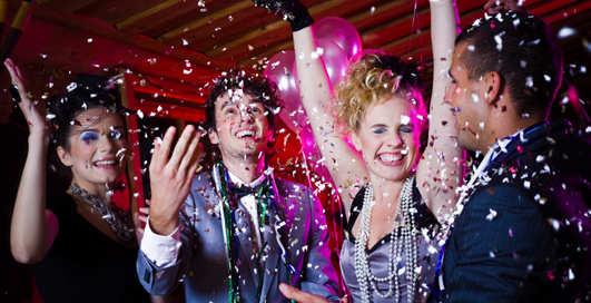 Игры на Новый год: 10 идей для вечеринки