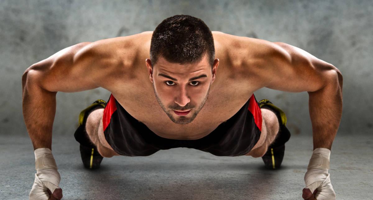 Совет дня от Чемпиона: забудь про бокс и карате