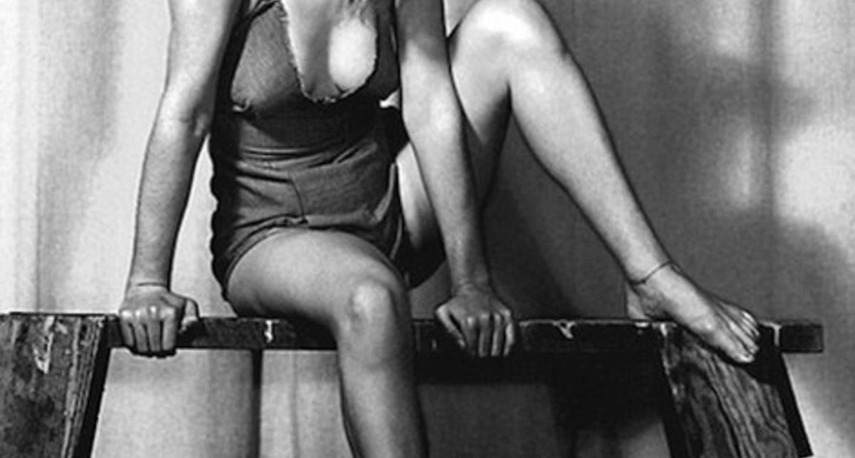 Черная Мерилин Монро: тайные эротик-фото