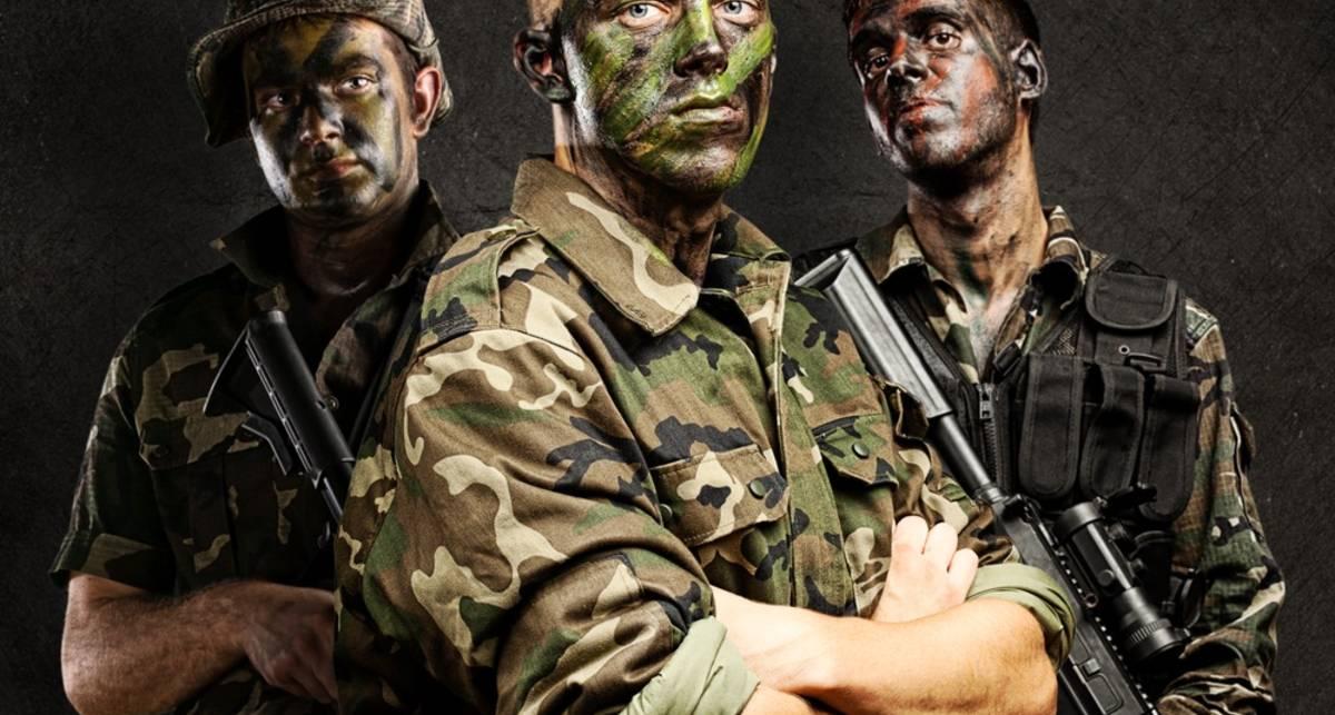 Будь милитари: 7 вещей для крутого парня
