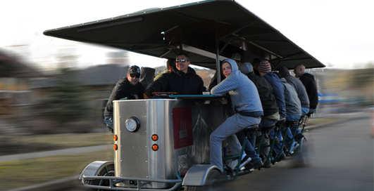 Бар на колесах: как и где выпить в такси