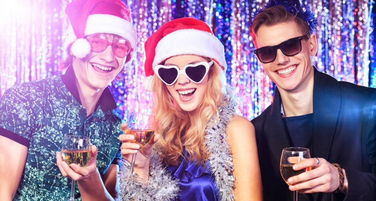 Новый год без похмелья: 4 секрета