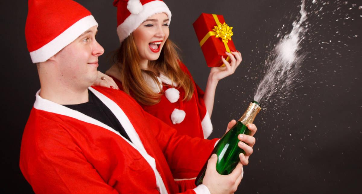 С Новым годом: встреть 2013-й по-мужски