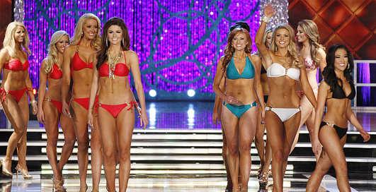 Мисс Америка-2013: лучшие бикини США