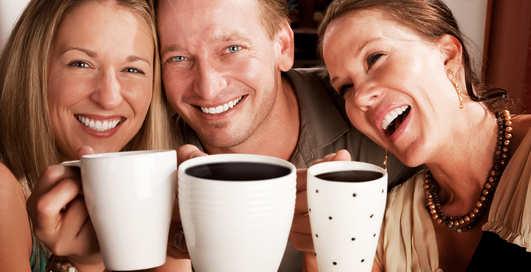 Новый кофе-чай: только для крутых