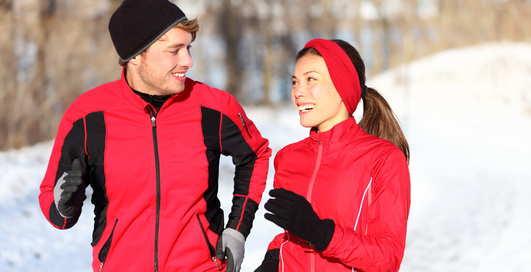 Как бегать зимой: ТОП-10 нужных вещей