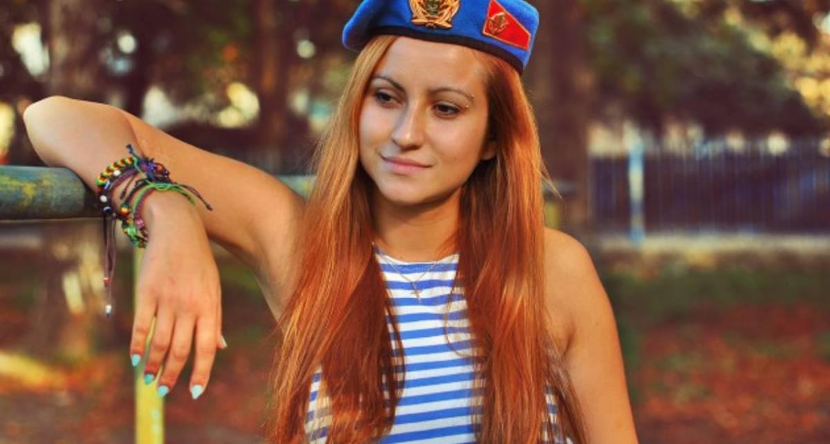 Девушка дня на MPORT: Юлиана из десанта