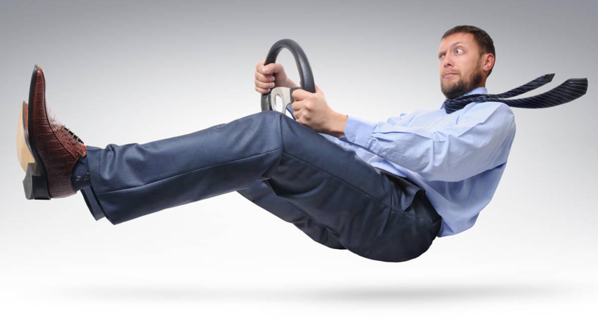 Худей за рулем: когда лишний вес опасен