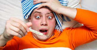 Мужской грипп: почему он страшнее