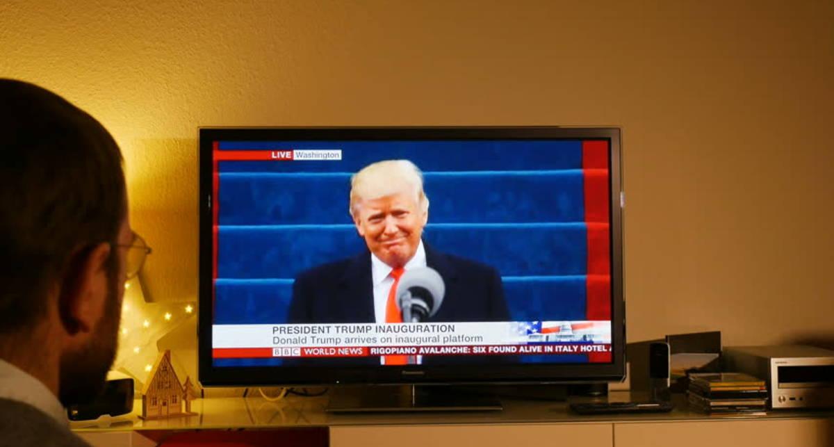 Плохие новости по ТВ — путь к ожирению