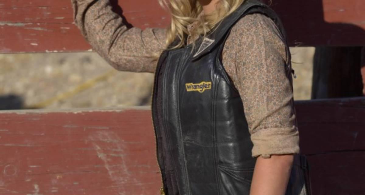 Как укротить быка: мастер-класс от женщины-ковбоя