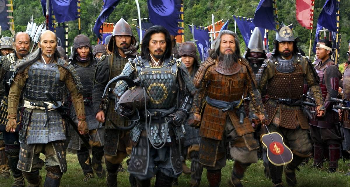 Где найти самурайский меч: выставка в Киеве