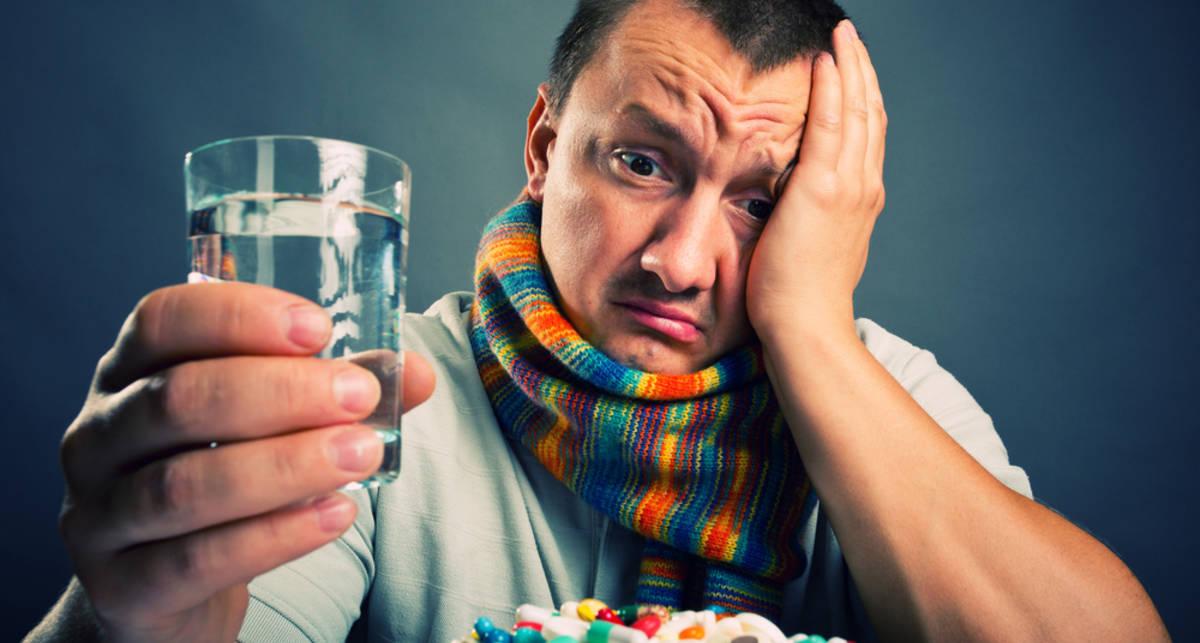 Как простуда влияет на мужскую силу