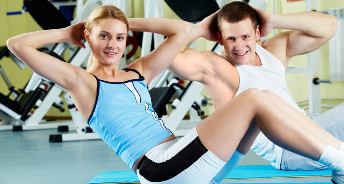 Как познакомиться в спортзале: 8 шагов