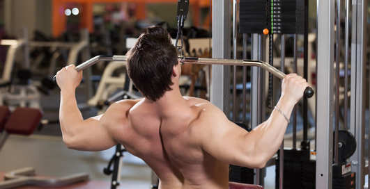 Как накачать спину за 10 минут: советы M PORT