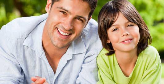 Как стать хорошим отцом: береги кости