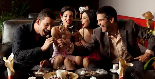 Вино и шоколад: совмещай их правильно