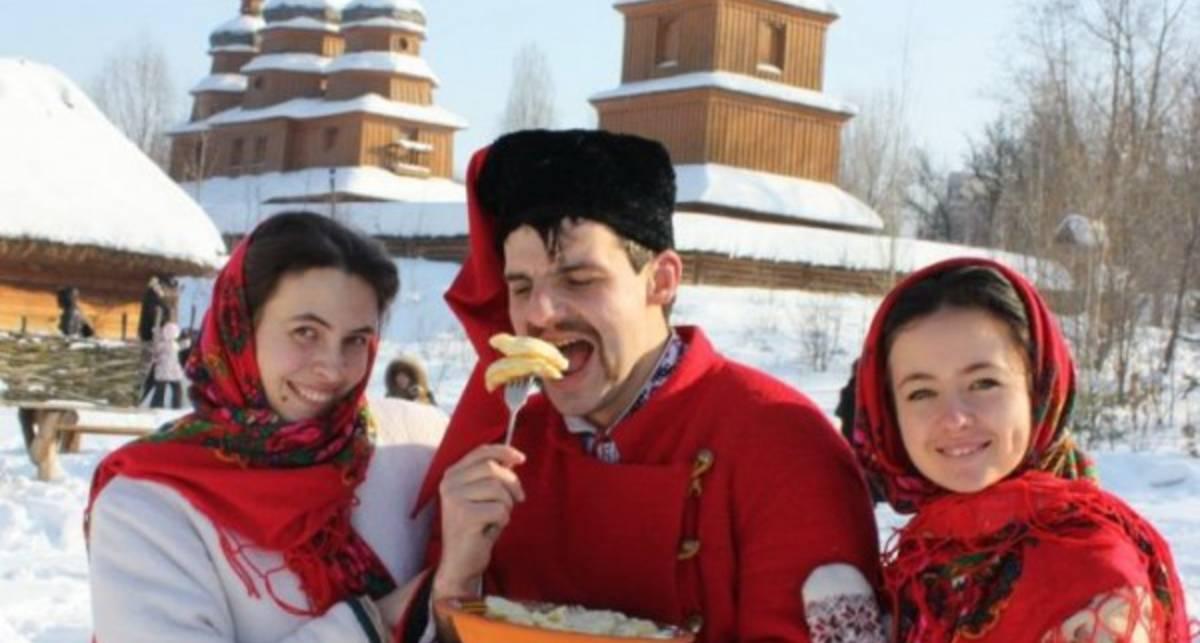Масленица 2013: идем есть блины в Киеве