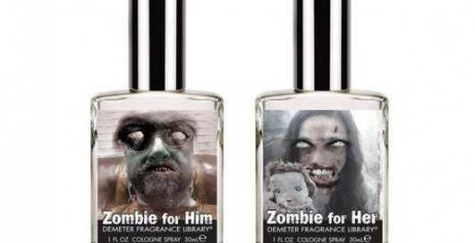 Пахни, как зомби: создан новый парфюм