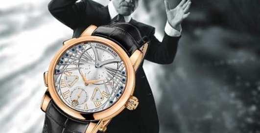 Золотые часы с песнями Синатры: носи и пой