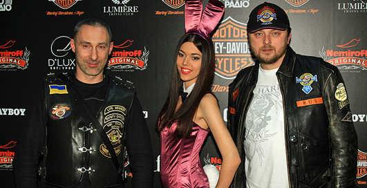 Мисс Harley-Davidson в Киеве: лучшие фото
