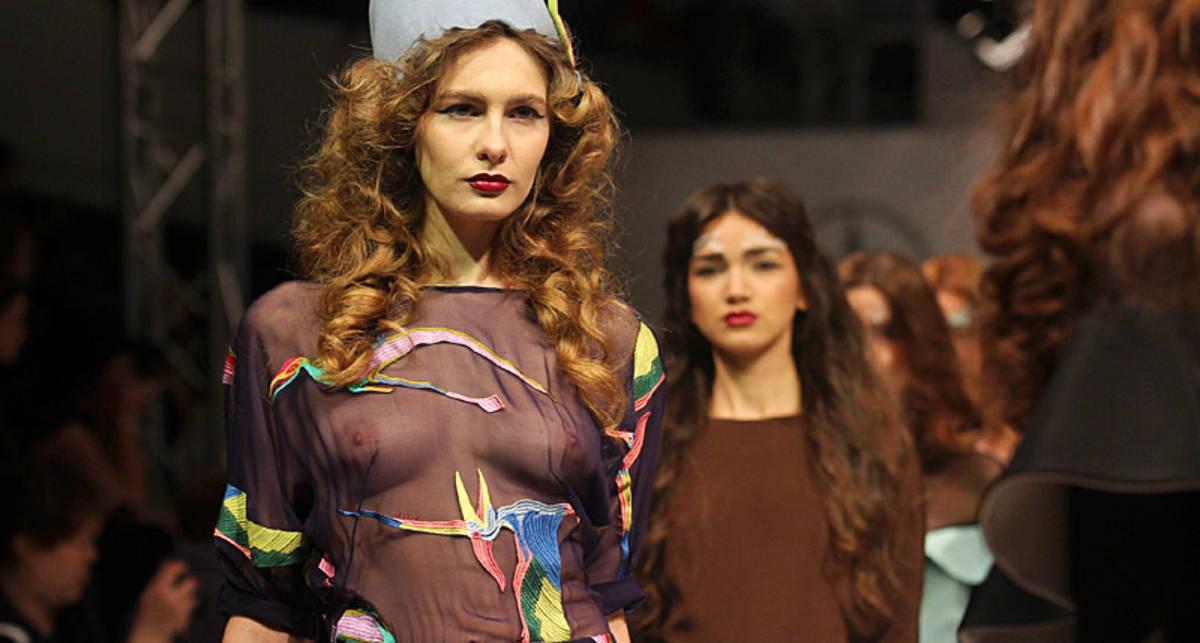 Пикантые моменты Недели моды в Киеве