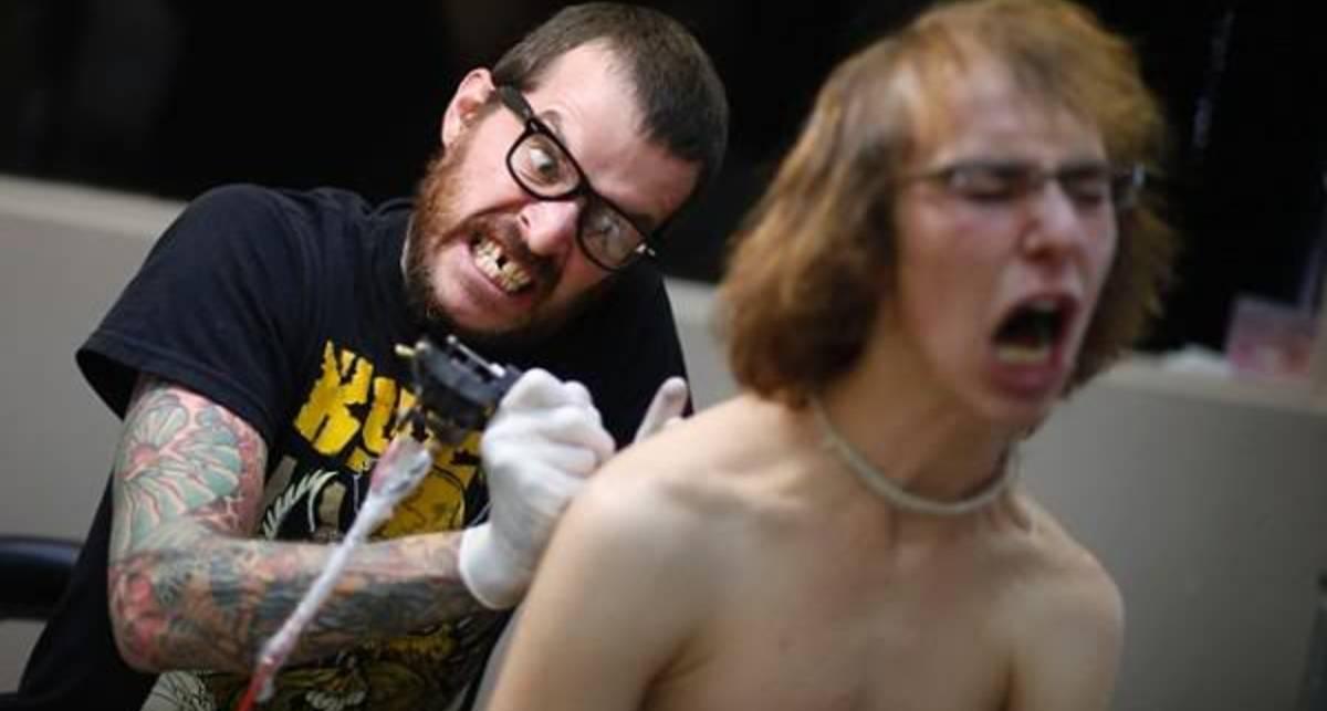 Временная татуировка: модно, но рискованно?