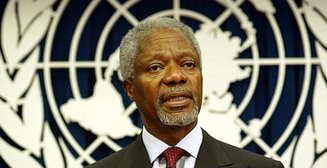 Мужская цитата дня: 8 апреля - Кофи Аннан