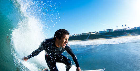 ТОП-6 упражнений для серфингиста