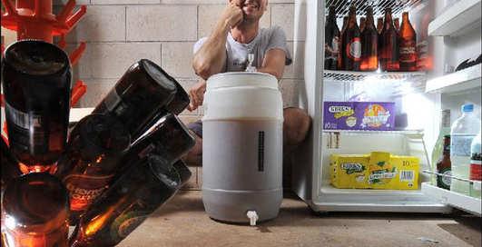 Пять способов охладить пиво без холодильника