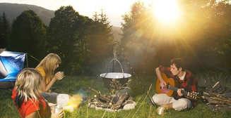 Как не переесть на пикнике: 10 советов