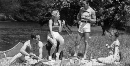 Стильный пикник: что надеть на природу