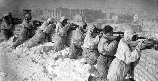 ТОП-10 главных битв Второй мировой