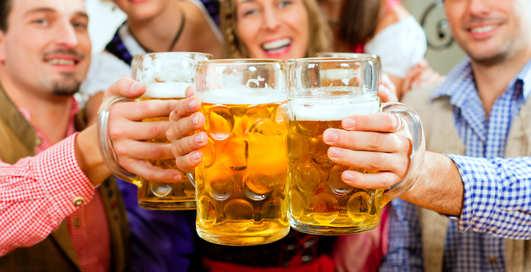 Кроме Октоберфеста: места для хорошей выпивки