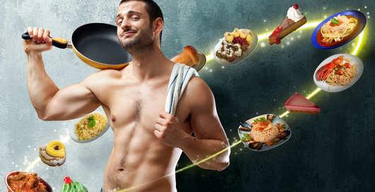 8 продуктов для любой мужской диеты