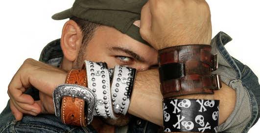 Вместо наручников: чем украсить запястье