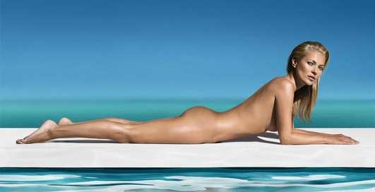 25 лет моделью: юбилей-фото Кейт Мосс