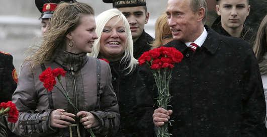 Путин разводится: ТОП-5 женщин президента